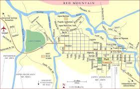 aspen map road map of aspen aspen colorado aaccessmaps com