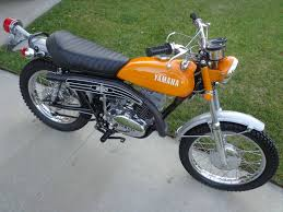yamaha dt250 1972 restored classic motorcycles at bikes
