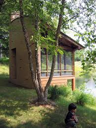 a world of zen 25 serenely beautiful meditation rooms meditation shed overlooking a lake promises seclusion and tranquility design david coleman architecture