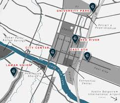 Austin Airport Map by Austin Boutique Hotel The Guild U2014 The Guild A New Concept In