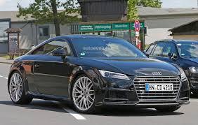 audi tt rs manual no more manual transmission for the audi tt rs autoevolution