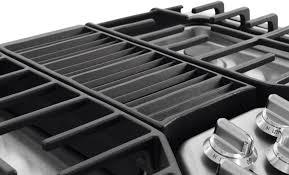 Modular Gas Cooktop Kitchen Best Pro Style Modular Gas Downdraft Rangetop 48 Jenn Air