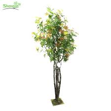 best price artificial small maple tree outdoor decoration for