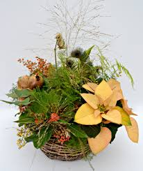 unique plant centerpiece ideas for thanksgiving