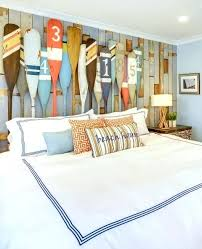 nautical headboards canoe paddle headboard nautical headboards best nautical headboard