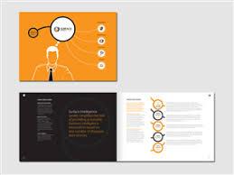 brochure design software 6 playful software brochure designs for a software