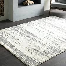 Modern Gray Rugs Abstract Area Rugs Contemporary Modern Circles Abstract Area Rug 5