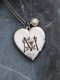 personalized heart locket etsy personalized heart locket necklace jewelry gift pendant