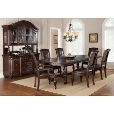 addison 8 piece dining set with buffet hutch