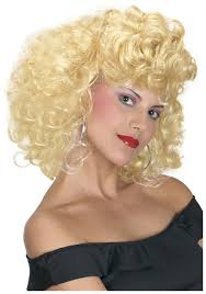grease sandy wig realistic lace front wig