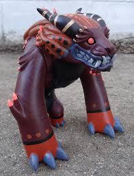 gold foo dogs foo dog custom 1 plum gold by missmonster on deviantart