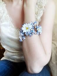 wrist corsage bracelet corsage bracelet wrist corsage floral bracelet bridal