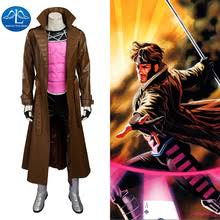 Popular Halloween Costumes Men Popular Gambit Costumes Buy Cheap Gambit Costumes Lots China