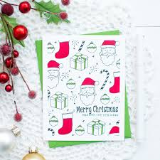 16 diy christmas card ideas for friends and family u2013 mayholic in