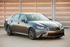 lexus gs refresh new 2013 lexus gs with f sport package to bow at sema show