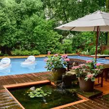 Pools For Backyards by Amazing Backyard Swimming Pools Family Handyman