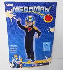 Megaman Halloween Costume Rockman Corner Blast Official Mega Man Costumes