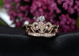 crown diamond rings images Royal crown lucury designer brilliant synthetic diamonds ring for jpg