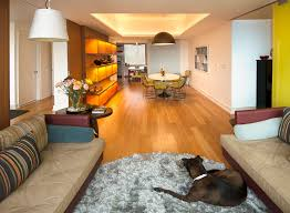 Home Design Magazine Facebook by Bright Harlem Apartment Features Transformative Rooms And Is