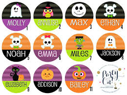 halloween totes groopdealz personalized halloween totes trick or treat bags