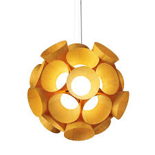 dandelion led pendant light by lzf lamps ylighting