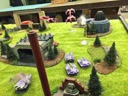 dropzone commander secure the perimeter wwpd wargames board