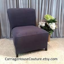 armless accent chair slipcover armless slipper chair cover chair slipcover size of sofa cover