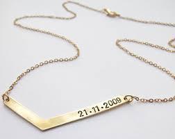 custom necklaces customized necklace etsy