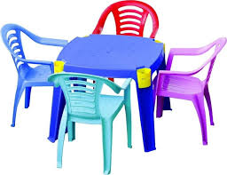 Kids Chairs And Table Home Design Glamorous Plastic Chair And Table Chairs Home Design