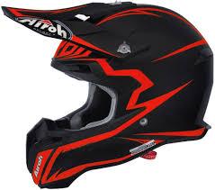 motocross helmets for sale airoh on sale airoh terminator 2 1 fit motocross helmet black matt