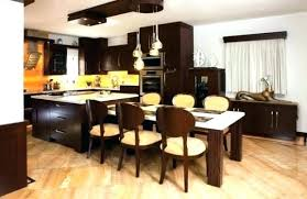 kitchen island with pull out table kitchen islands with pull out table stunning kitchen island with