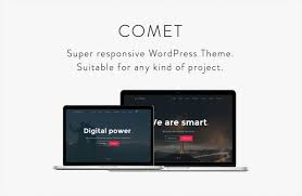 Opencart Hosting Title Comet Creative Multi Purpose Wordpress Theme By Hodylab