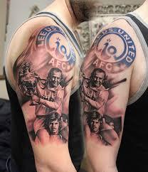 this tattoo artist from the uk creates the most brilliant tattoo u0027s