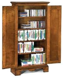 Multimedia Storage Cabinet With Doors Cd Dvd Storage Cabinets Popular Of Oak Storage Cabinet Oak