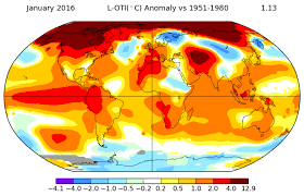 World Temperature Map record high arctic temperatures are becoming the new normal