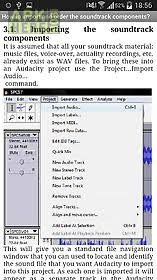 audacity android free audacity tutorials for android free at apk here