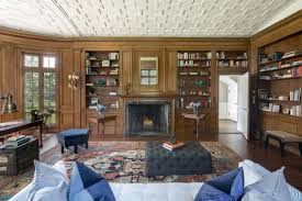 hamptons estate that was f scott fitzgerald s inspiration for original details include moldings millwork ornate plaster ceilings and oak floors