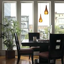 Light Dining Room Sets Pendant Lights Dining Room Pendant L Dining Table