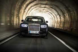 rolls royce front 2018 rolls royce phantom first drive review automobile magazine