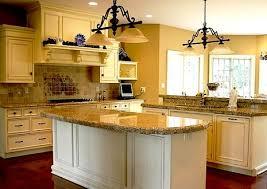 kitchen interior design brown warm color decobizz warm interior