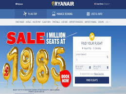 ryanair cheap flights how to buy one of the 1 million tickets on