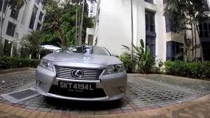 lexus gs 250 singapore dad u0027s 2015 lexus es250 youtube