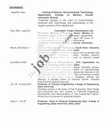 Resume Samples For Lecturer In Engineering College by Sample Resume Format For Assistant Professor In Engineering