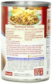 amazon com campbell u0027s condensed soup beefy mushroom 10 75