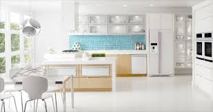 Modern Kitchen With White Appliances Learning To Love White Appliances U2013 Rock N Roll Problems