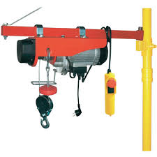 Electric Cable Electric Cable Hoist 495 990kg 18m From Conrad Com