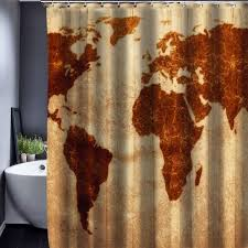 World Map Curtains by Online Buy Wholesale World Map Curtains From China World Map