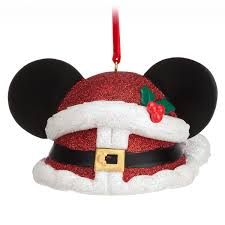 mickey mouse ear hat ornament christmas shopdisney
