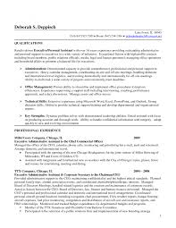 Resume Samples For Executives non profit program director resume sample non profit executive non