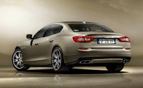 new maserati sedan maserati unveils the new quattroporte 2013 scoopcar com